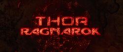 Thor Ragnarok Opening Logo
