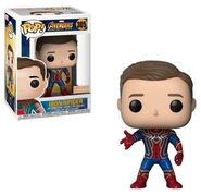 Funko-Pop-Avengers-Infinity-War-305-Iron-Spider-Unmasked-BoxLunch-Exclusive