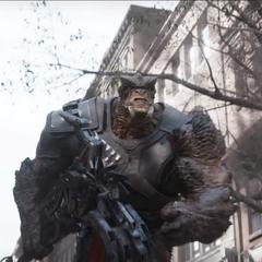 Obsidian se prepara para confrontar a Stark.