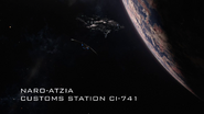 AoS603 NaroAtzia Customs Station