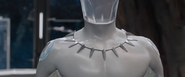 Black Panther Suit Necklace