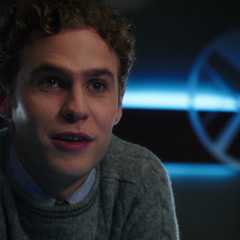Fitz se entera que Randolph es Asgardiano.