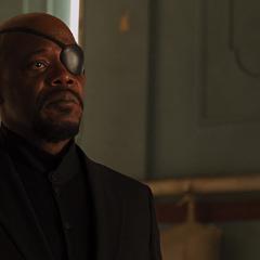 Fury logra reclutar a Rogers.