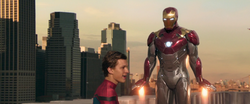 Iron Man Armor Mark 47 (Spider-Man Homecoming)