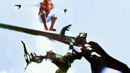Spider-Man vs. Vulture (Concept Art - The Vulture Takes Flight)
