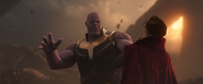 Thanos (Fake Agamotto)