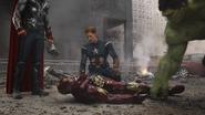 Thor, Cap, Iron Man & Hulk