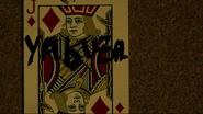 Yakuza Card