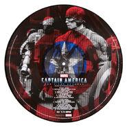 Captain America- The First Avenger Vinyl Side B