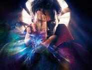 Doctor Strange Horizontal Teaser Poster