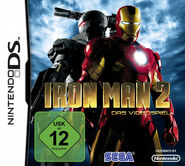 IronMan2 DS DE cover