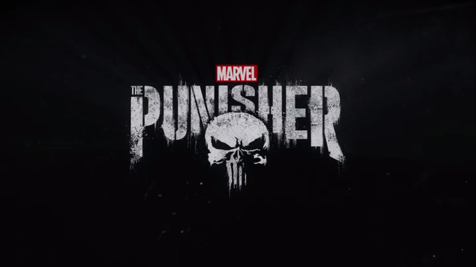 Image result for the punisher title card netflix