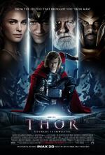 Thor - Portada Inglés
