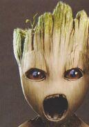 Baby Groot concept art 15
