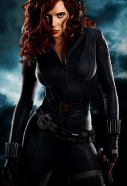 Black Widow Póster IM2