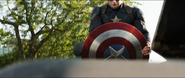 Cap & his shield (Lagos)