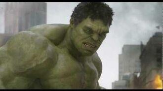 Marvel's The Avengers TV Spot - Isolated