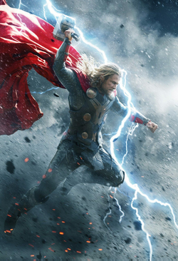 Thor póster sin texto - TTDW