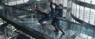 Two Cap Duel