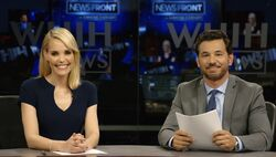 WHiH News Front reporters