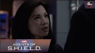 Benson Talks to May About Coulson - Marvel's Agents of S.H.I.E.L.D.