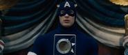 Captain America's USO Uniform