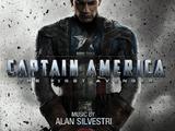 Captain America: The First Avenger/Banda sonora