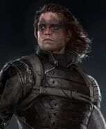 Winter Soldier Concept 2
