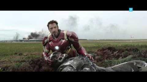 Capitán América Civil War Spot 'Has iniciado una guerra'