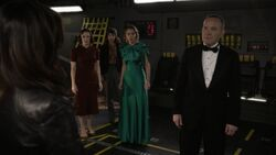 Coulson reunites with May