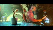Designing Baby Groot - Marvel's Guardians of the Galaxy Blu-ray Featurette Clip 8