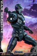 Endgame War Machine Hot Toys 9