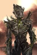 Guardians of the Galaxy 2014 concept art 33