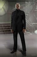 Nick Fury CATWS Concept 1