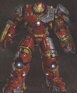 Avengers Infinity War Hulkbuster concept art 5