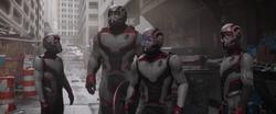 Avengers Time Travel