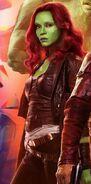 Gamora (Avengers Infinity War Textless)