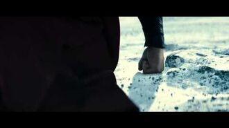 Man Of Steel 1080p Escena Primer Vuelo Español Latino