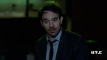 Matt Murdock Sees Elektra