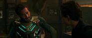 Mysterio & Peter Parker
