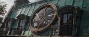 Sanctum Sanctorum (Avengers Infinity War)