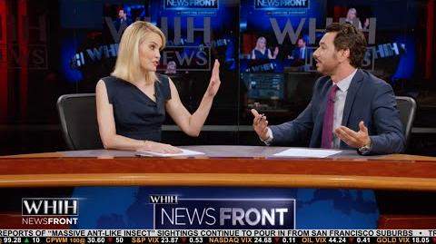 WHIH Newsfront The Avengers and The White House