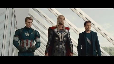 """Avengers Era de Ultrón (2015) TV Spot Latino """"Regrupados"""""""