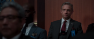 BP E. Ross Listens To T'Challa (Press Conference)
