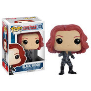 CW Funko Black Widow