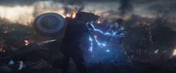 Captain America (God of Thunder)