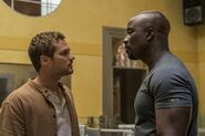 LC Iron Fist & Luke Cage