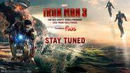 Marvel's Iron Man 3 Red Carpet World Premiere