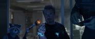 Tony Stark & Rocket Raccoon