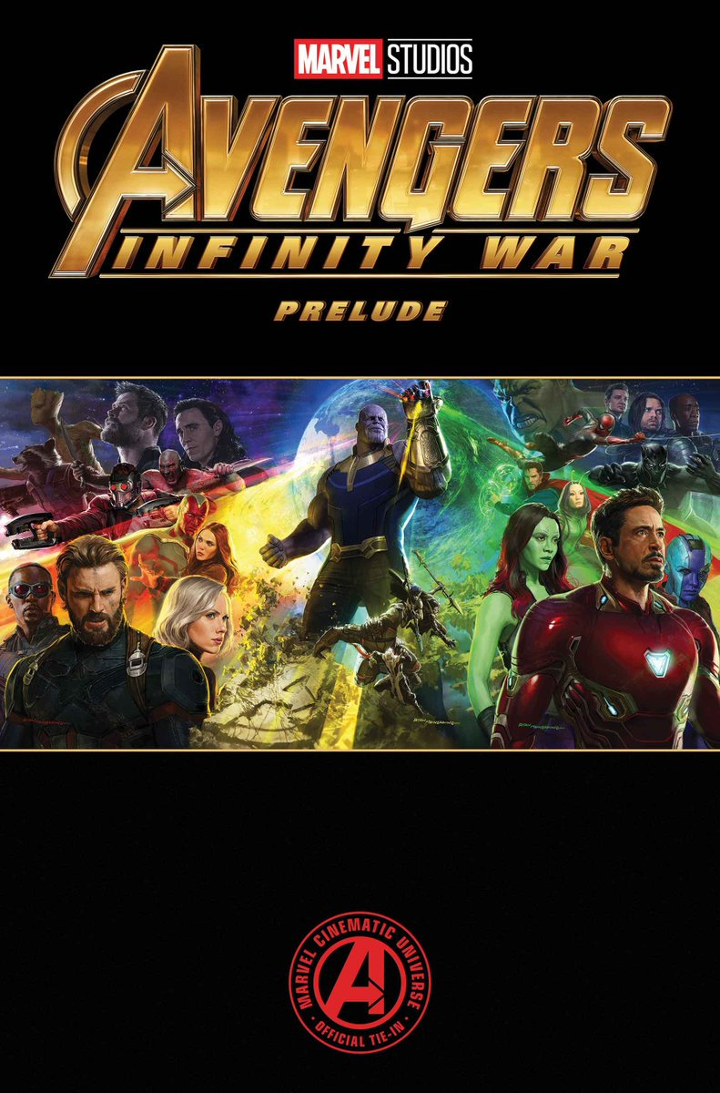 Avengers: Infinity War Prelude | Marvel Cinematic Universe